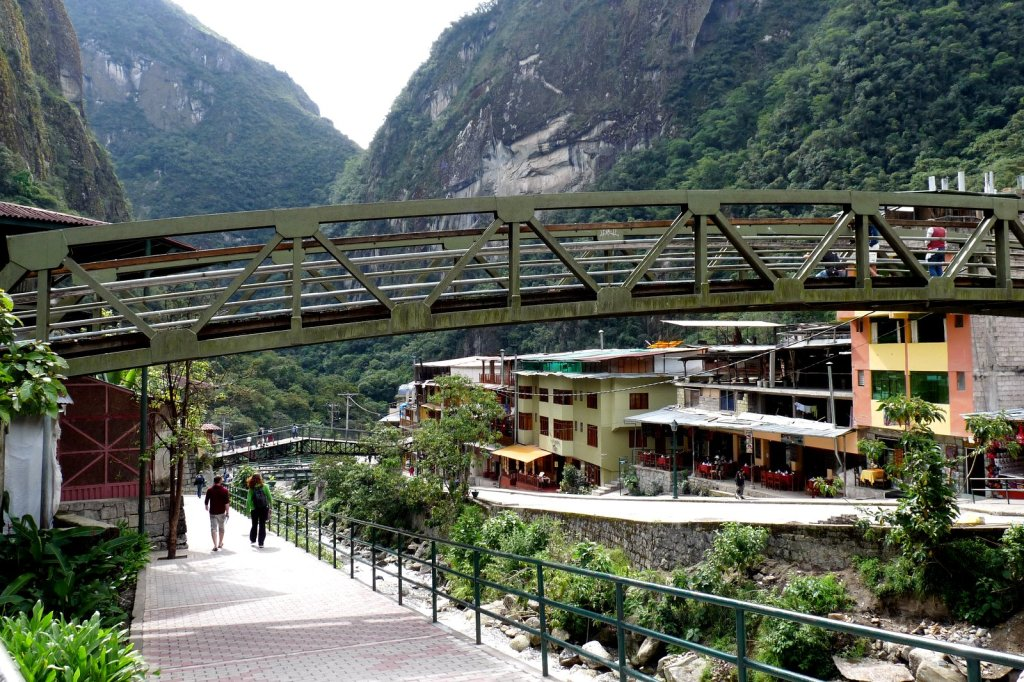 Aguas Calientes is easily explored on your own, and is just steps away from the Inkaterra hotel