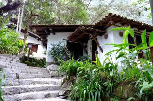 Casitas at the Inkaterra hotel - photo by E. Jurus